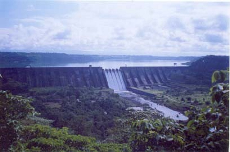 BHATSA DAM in Dirghayu Farms